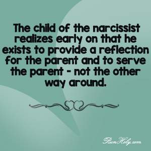 Daughter of a Narcissist - A Sermon Post - RunHoly
