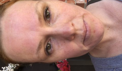 DIY Vampire Facial how to